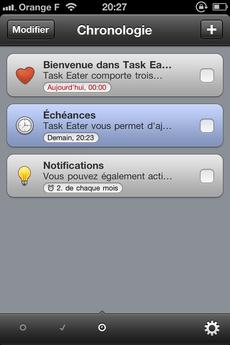 Test TaskEater 0013 [Test] Task Eater, un gestionnaire de tâches épuré et efficace (0,79€)
