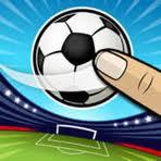 Test flicksoccer image une [Test] de Flicksoccer   Un mini jeu de football pour se divertir sur son iPhone (0,79€)