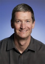 Tim cook photo Tim Cook remplace Steve Jobs et devient le nouveau CEO dApple