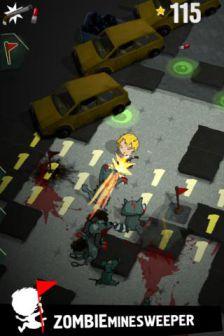 Zombie minesweeper [MÀJ] Les bons plans de lApp Store ce lundi 29 août 2011