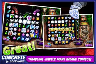 aces jewels hunt Les bons plans de lApp Store ce dimanche 28 août 2011