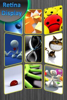 amazing 3D wallpaper [MÀJ] Les bons plans de lApp Store ce jeudi 11 août 2011