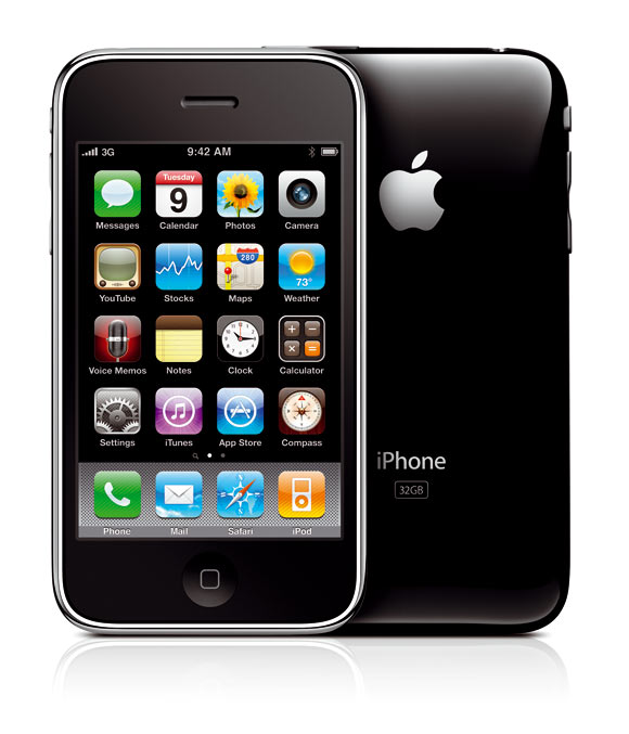 apple iphone 3 gs LiPhone 3GS en fin de vie ?