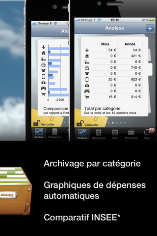 archiveme 1 Lapplication ArchivMe est gratuite temporairement en partenariat avec App4Phone !