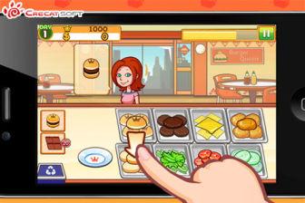 burger queen [MÀJ] Les bons plans de lApp Store ce lundi 1er août 2011