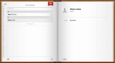 contacts iCloud.com disponible en version bêta   Les tarifs du Stockage dévoilés