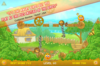 cover orange Les bons plans de lApp Store ce jeudi 12 janvier 2012