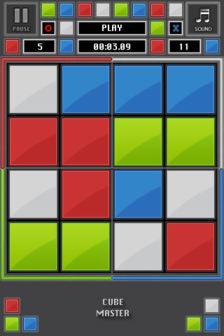 cube master Les bons plans de lApp Store ce mardi 16 août 2011