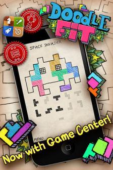doodle fit Les bons plans de lApp Store ce mardi 9 août 2011