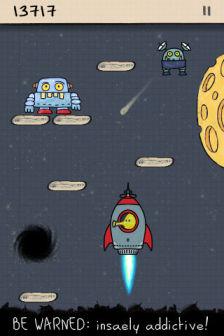 doodle jump free [MÀJ] Les bons plans de lApp Store ce samedi 27 août 2011