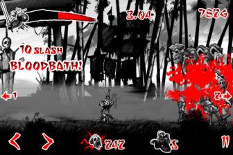 draw slasher Les bons plans de lApp Store ce samedi 13 août 2011 (Bonnes Apps)