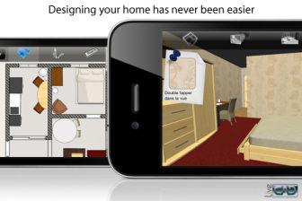 home design 3D Les bons plans de lApp Store ce dimanche 14 août 2011 (bonnes Apps)