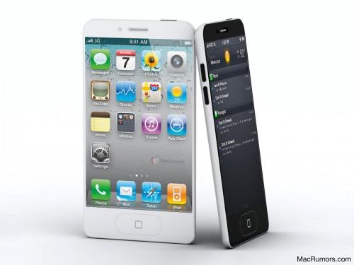 iPhone 5 macrumors 1 [Dossier] Un résumé de toutes les nouveautés possibles pour liPhone 5 !