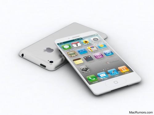 iPhone 5 macrumors 3 Les opérateurs téléphoniques préparent le lancement de liPhone 5 pour septembre