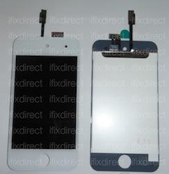 iPod Touch Blanc 5G1 iPod Touch de 5e génération : évolutions minimes ?