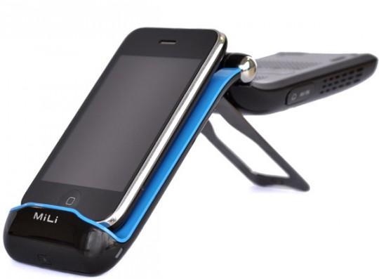 mili pico projecteur 2 iphone L d9OGTW [Brevet] Et si liPhone 5 intégrait un pico projecteur ?