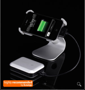 modele 31 [Màj] 1 Support Xtand Just Mobile pour iPhone 4 et iPhone 3G/3GS à gagner (valeur de 40€)