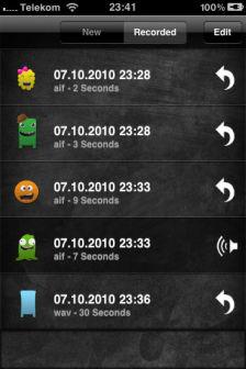 my monster voice Les bons plans de lApp Store ce samedi 13 août 2011 (Bonnes Apps)