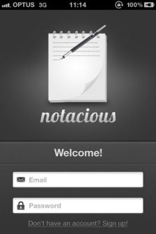 notacious Les bons plans de lApp Store ce dimanche 14 août 2011 (bonnes Apps)