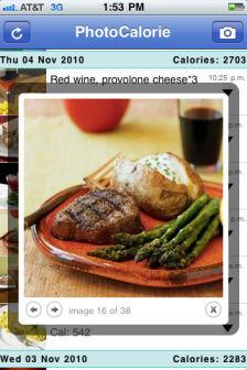 photocalorie Les bons plans de lApp Store ce mercredi 10 août 2011 (Bonnes Apps)
