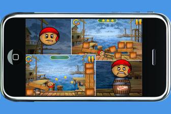 pirate physics Les bons plans de lApp Store ce mercredi 17 août 2011 (Bonnes Apps)