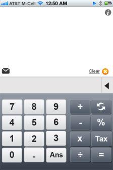 pocket calc [MÀJ] Les bons plans de lApp Store ce jeudi 11 août 2011