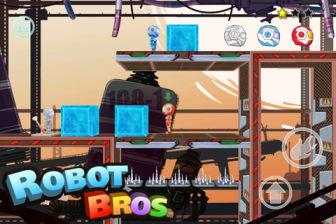 robot bros Les bons plans de lApp Store ce mercredi 24 août 2011