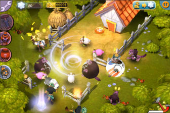 save our sheep hd Les bons plans de lApp Store ce vendredi 12 août 2011