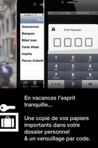 secure pass Lapplication ArchivMe est gratuite temporairement en partenariat avec App4Phone !