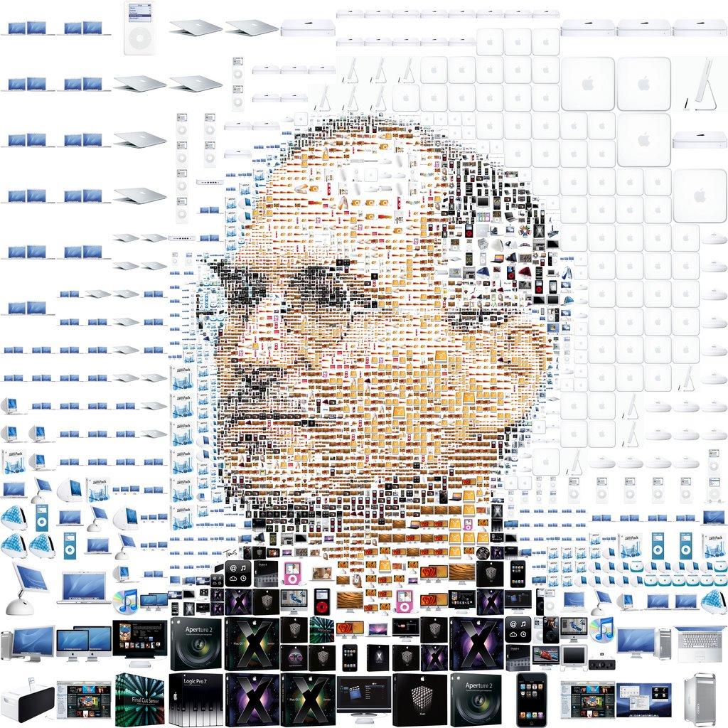 steve jobs Toute lhistoire de Steve Jobs chez Apple en une image !