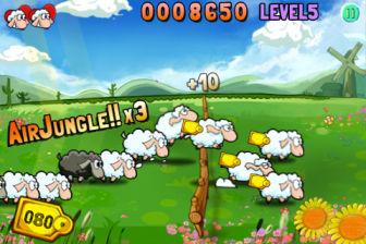 super sheep tap [MÀJ] Les bons plans de lapp Store ce mercredi 3 août 2011