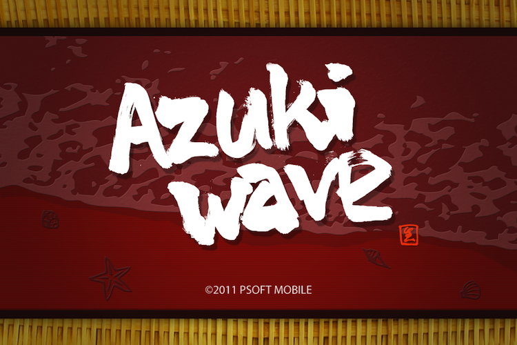 testAzuki2147 Test de [+] Azuki wave   Une application pour vous détendre (0,79€)