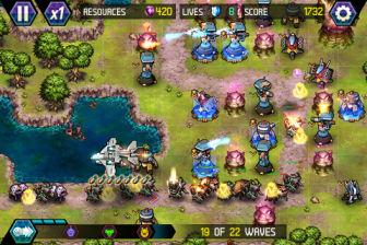 tower defense lost earth Les bons plans de lApp Store ce lundi 14 mai 2012