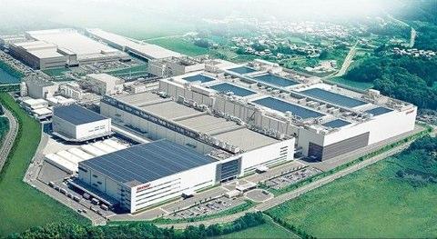 usine sharp1 Apple : Prête à investir 1 Milliard de dollars dans la dernière usine de Sharp