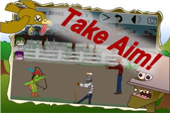 zombie archer Les bons plans de lApp Store ce mardi 16 août 2011