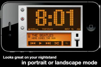 Alarm clock [MÀJ] Les bons plans de lApp Store ce mardi 20 septembre 2011