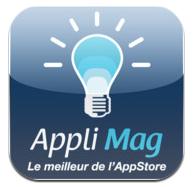 Appli Mag Logo AppliMag : Une application à découvrir par jour et plus !