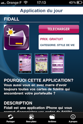 Application du jour AppliMag : Une application à découvrir par jour et plus !