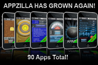 Appzila 90 in one Les bons plans de lApp Store ce vendredi 9 septembre 2011 (13 apps gratuites)