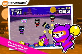 Bowling ninja Les bons plans de lApp Store ce vendredi 23 septembre 2011
