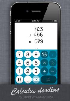 Calculus doodlus Les bons plans de lApp Store ce lundi 26 septembre 2011