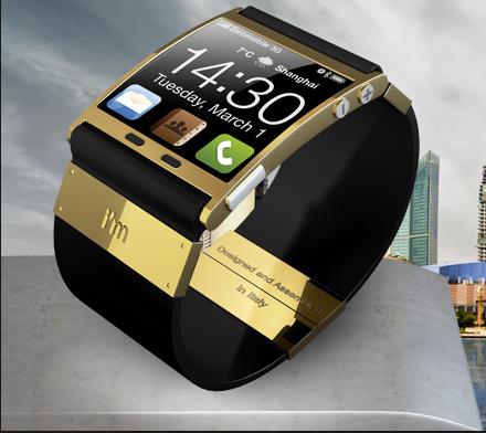 Capture d'écran 2011 09 12 à 20.04.15 im Watch   La montre intelligente connectée à votre iPhone !