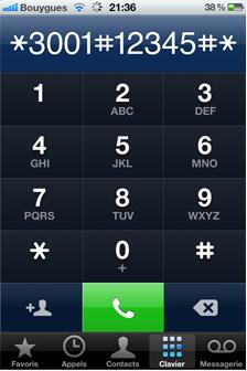 Clavier [Astuce] Obtenir les données de réception réseau en nombres décimaux !
