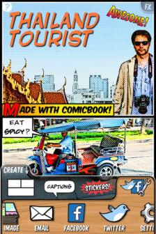 Comic books Les bons plans de lApp Store ce dimanche 16 octobre 2011