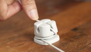 Cordlets  Secondary 02 Cordlets   Enroulez vos câbles pour ne plus les laisser trainer (7€)