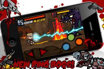 Dino cap 2hd [MÀJ] Les bons plans de lApp Store ce jeudi 1er septembre 2011