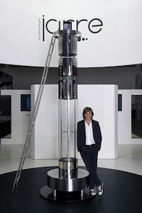 EnceinteiPodGrande Des enceintes pour iPod / iPhone de 3m, 400kg, et 10 000W !