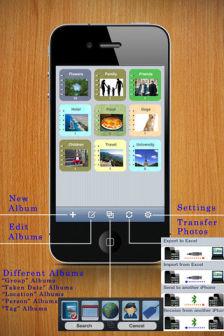 Excel photos Les bons plans de lApp Store ce lundi 26 septembre 2011