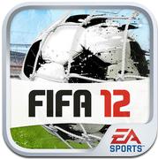 Fifa icon FIFA 12 de EA Sports disponible sur lApp Store ! (4,99€)