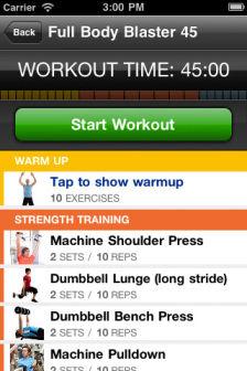 Gain fitness Les bons plans de lApp Store ce vendredi 30 septembre 2011